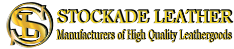 STOCKADE LEATHER · Manufacturers of High Quality Leathergoods