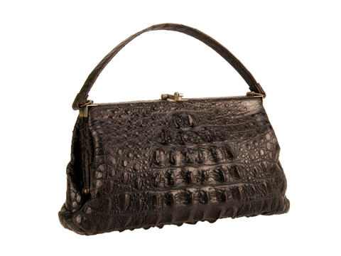 Alligator Skin Bag Restoration