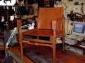 Boer War Campaign Chair