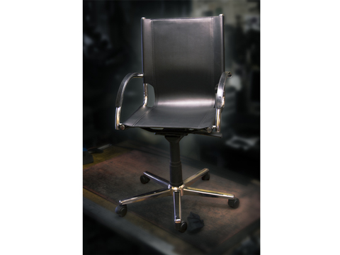 Bauhaus Style Swivel Office Chair