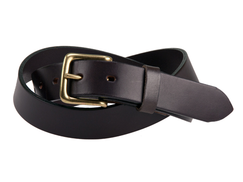 30mm Belt with Westend Buckle on Plain Leather